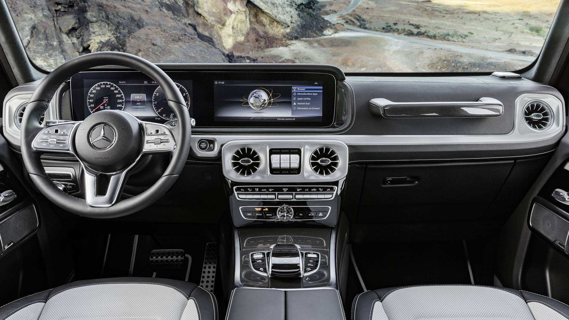 17 The Best Mercedes Interior 2019 Pictures