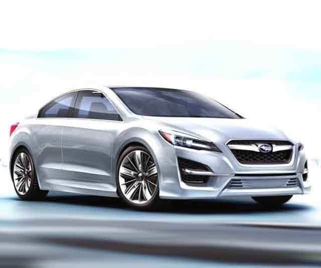 17 The Best Subaru Legacy Gt 2019 Concept