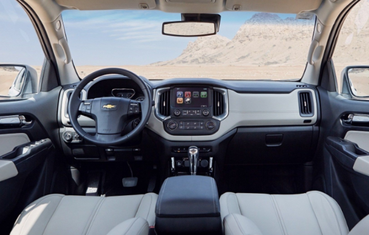 17 The Chevrolet Trailblazer 2020 Interior Price And Review