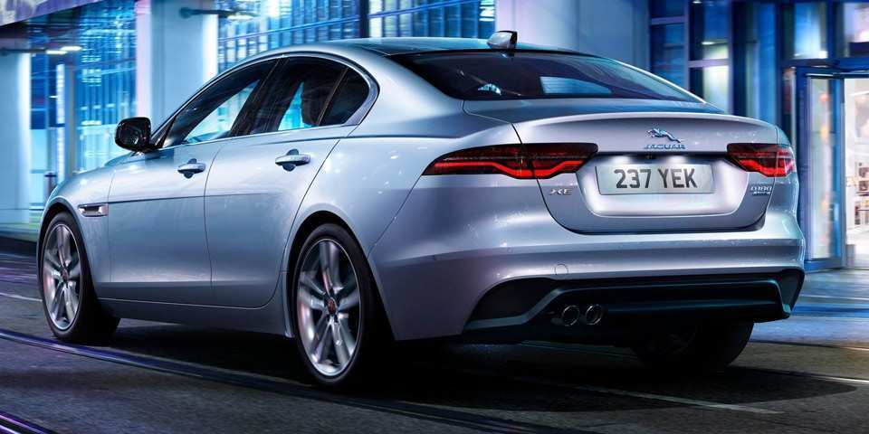17 The Jaguar Xe 2019 Picture