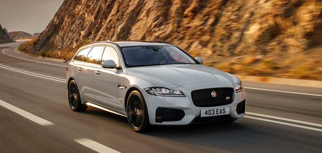 17 The Jaguar Xf Facelift 2019 Rumors