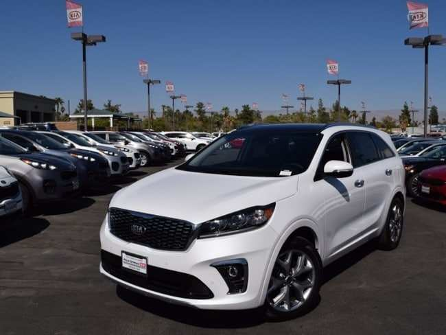 17 The Kia Sorento 2019 White Price And Review