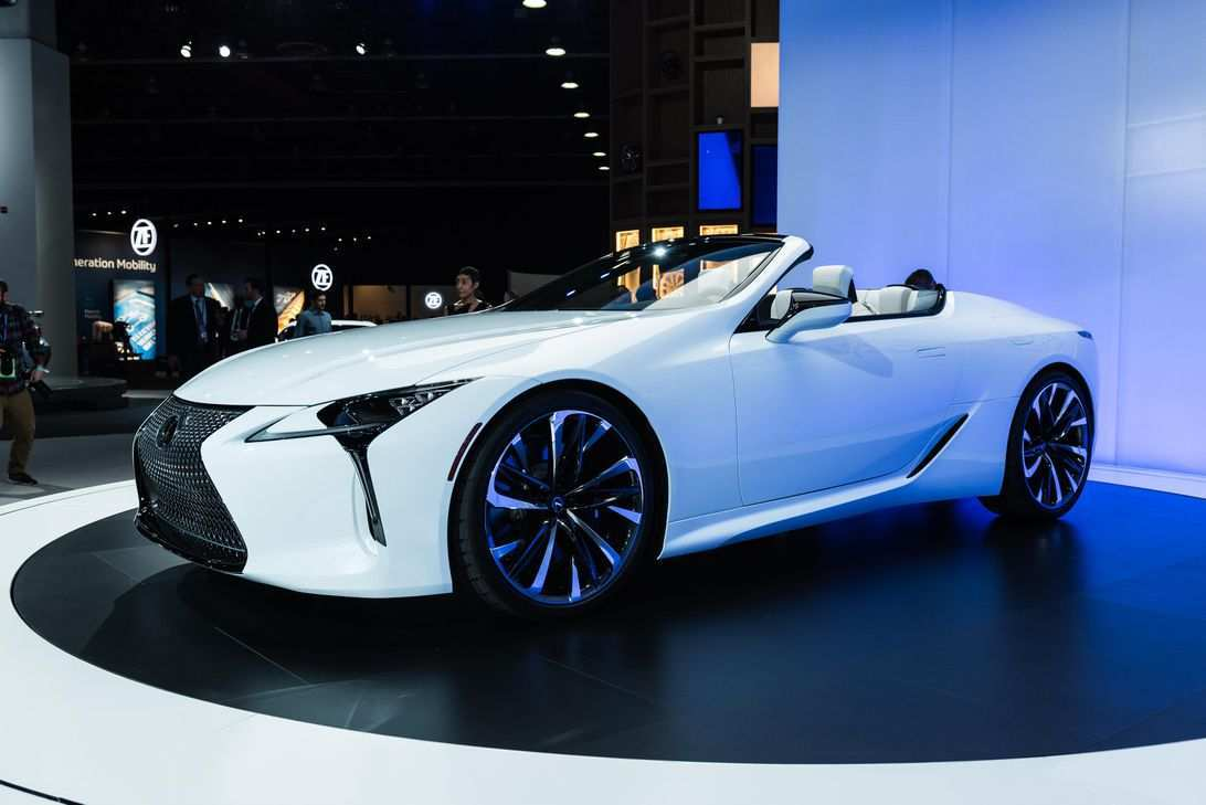 17 The Lexus Convertible 2020 Release Date