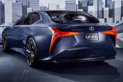 17 The Lexus New Models 2020 Spesification