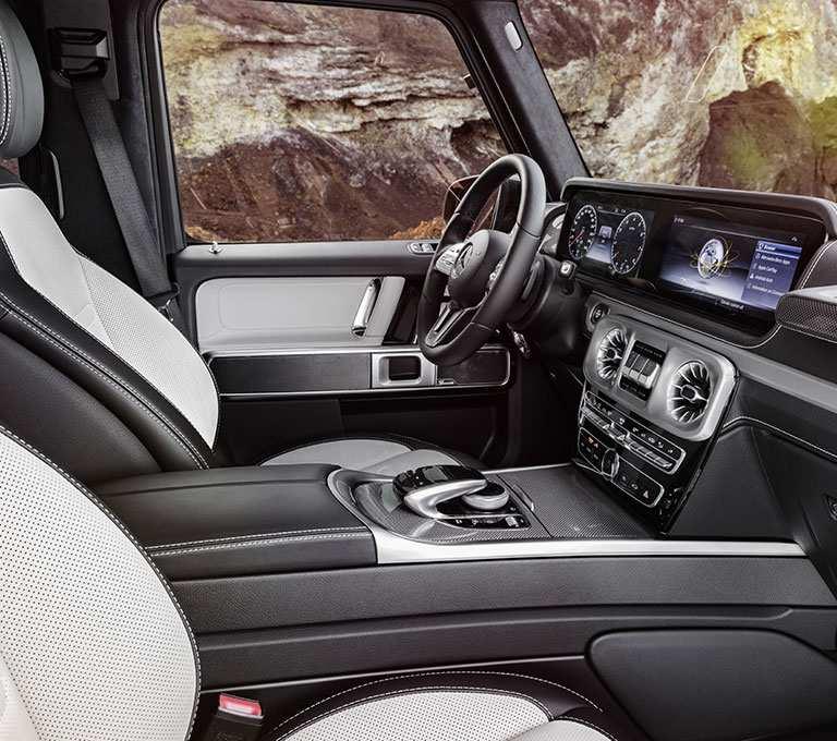 17 The Mercedes 2019 G Wagon Pictures