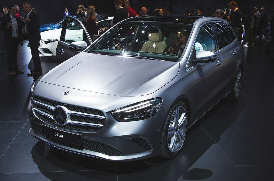 17 The Mercedes B Class 2019 Configurations