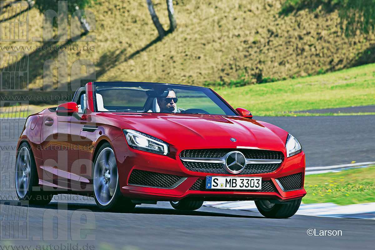 17 The Mercedes Slc 2019 Specs And Review