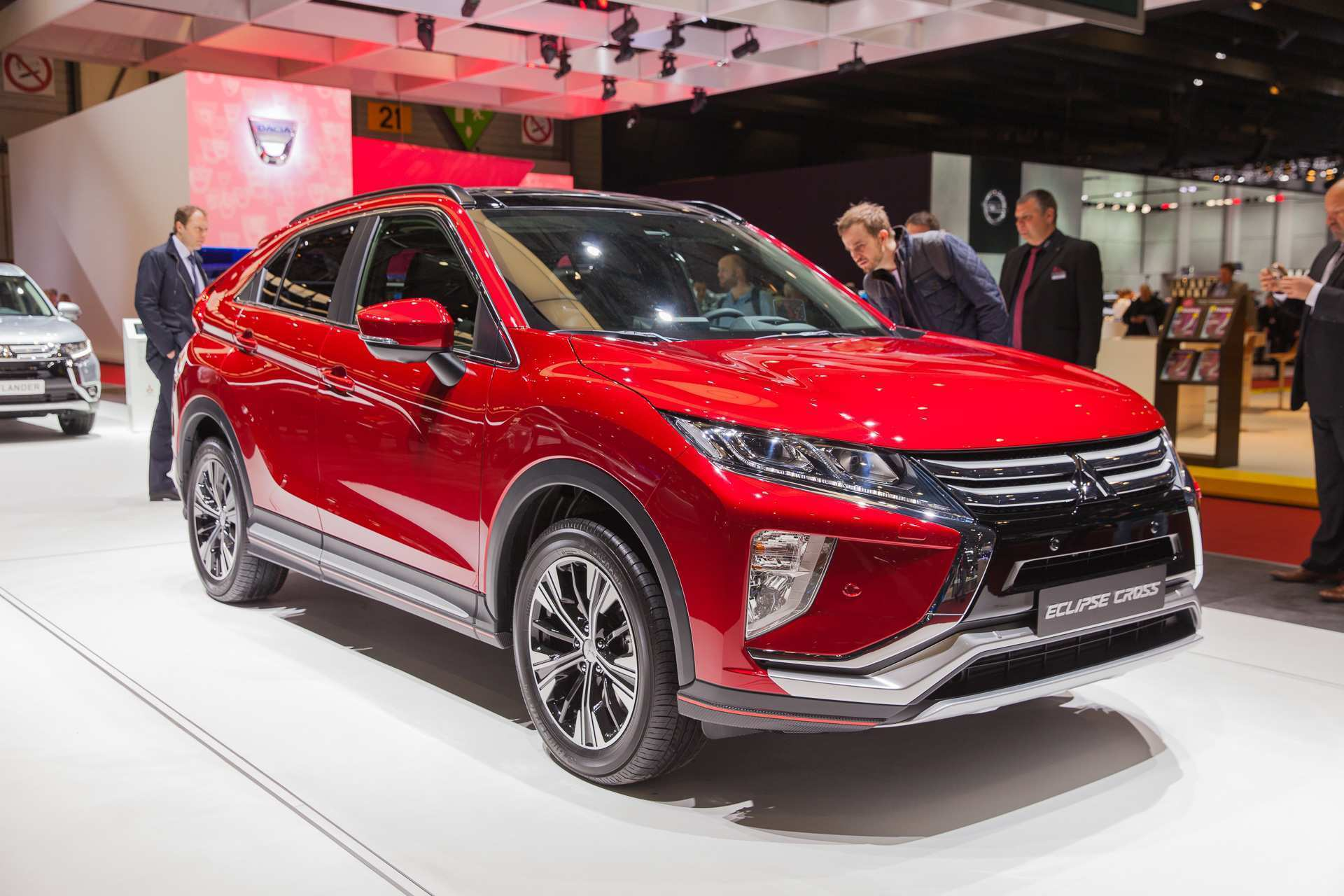 17 The Mitsubishi Eclipse Cross Hybrid 2020 Ratings