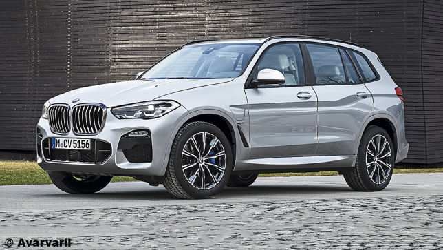 17 The New BMW X5 Hybrid 2020 Spy Shoot