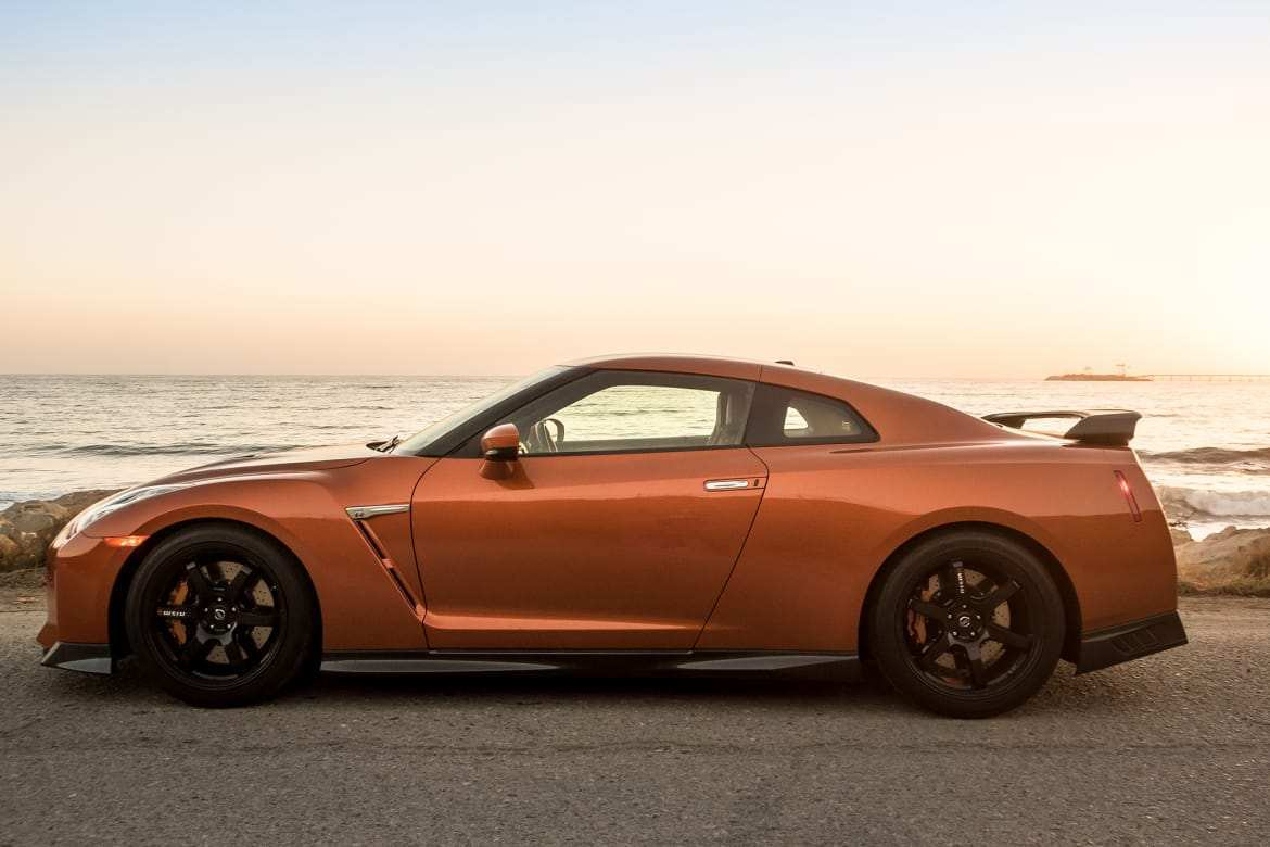 17 The Nissan 2019 Gtr Exterior And Interior