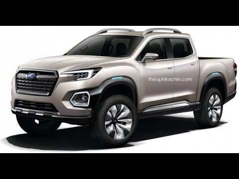17 The Subaru Pickup Truck 2019 Prices