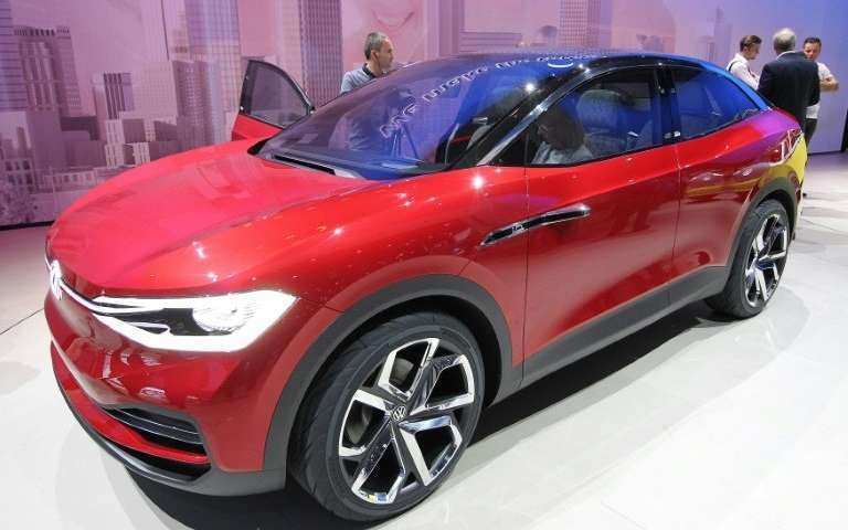 17 The Volkswagen 2019 Electric Performance