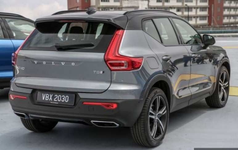 17 The Volvo Xc40 Inscription 2020 Rumors