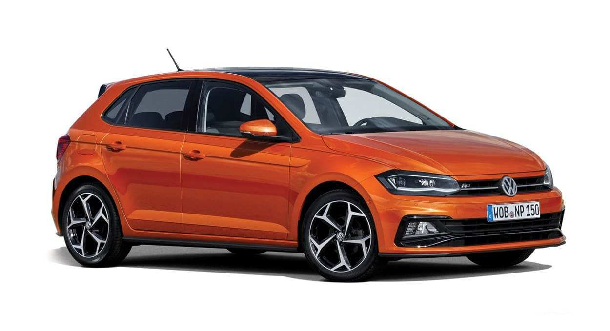 17 The Vw Polo 2019 India Model