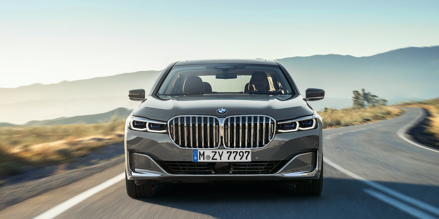 18 A 2019 BMW 7 Series New Review