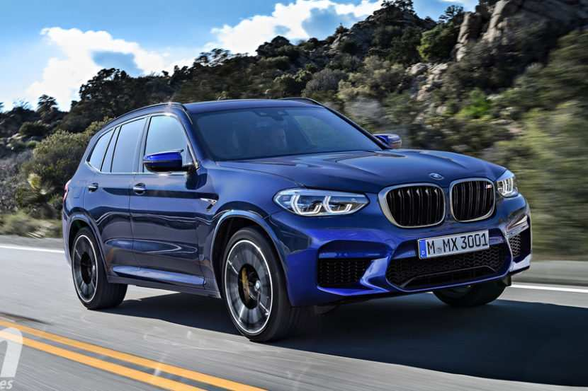 18 A 2019 BMW X3 Speed Test