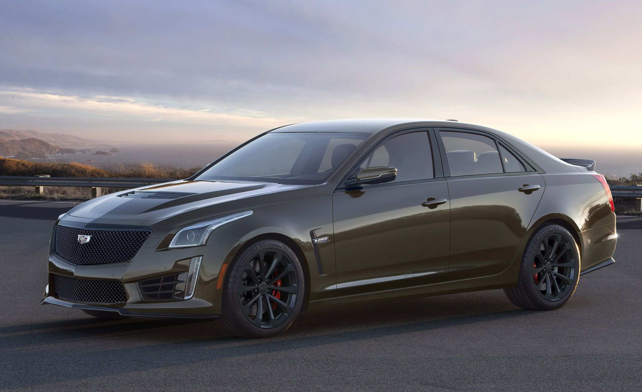 18 A 2019 Cadillac ATS V Coupe Pricing