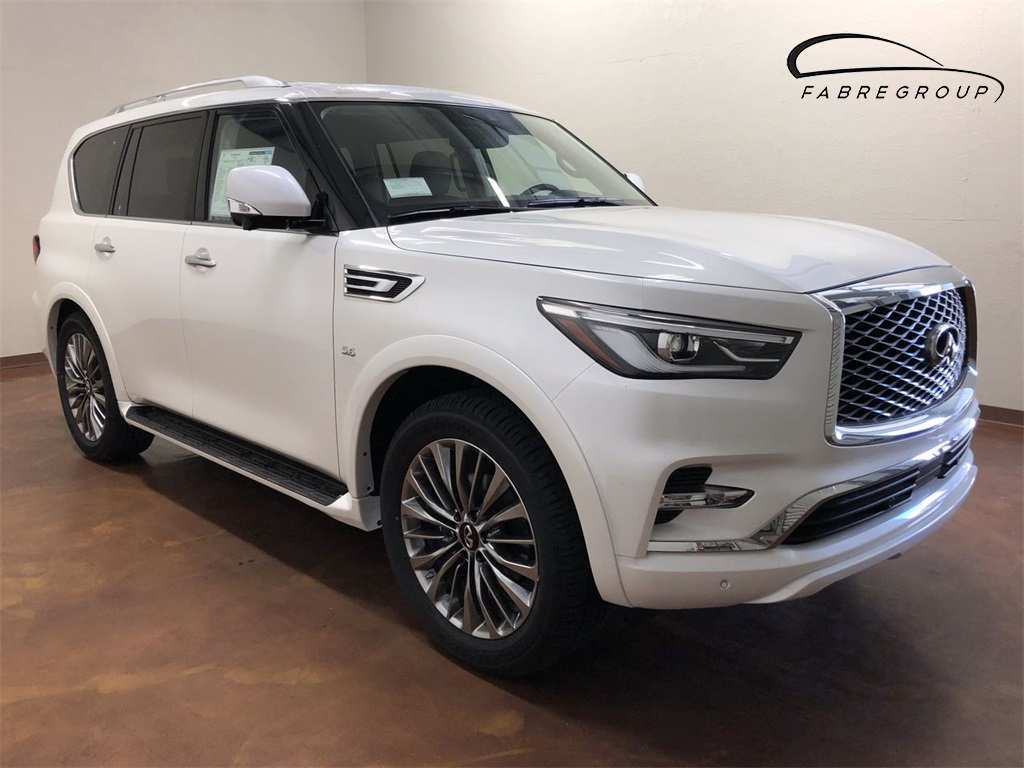 18 A 2019 Infiniti Qx80 Suv Images