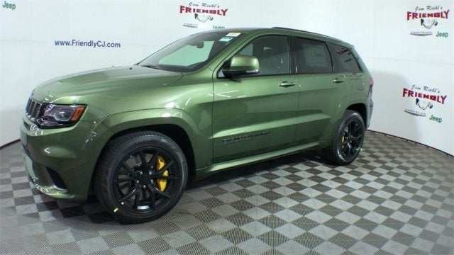 18 A 2019 Jeep Grand Cherokee Trackhawk Concept And Review