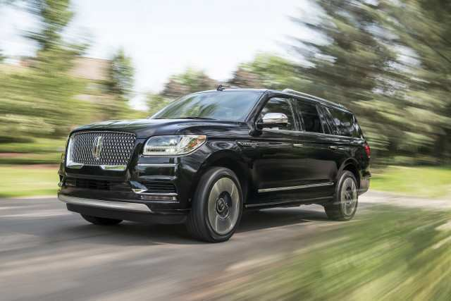 18 A 2019 Lincoln Navigator Release