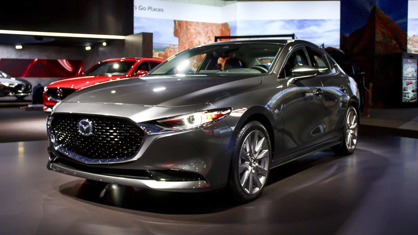 18 A 2019 Mazda 3 Redesign And Concept
