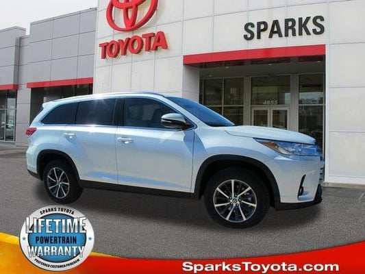 18 A 2019 Toyota Highlander Concept And Review