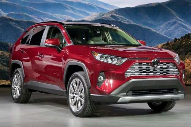 18 A 2019 Toyota Lineup Overview