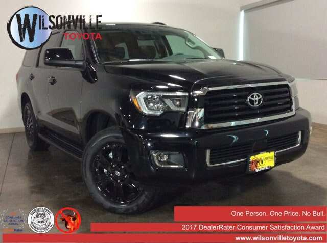 18 A 2019 Toyota Sequoia Research New