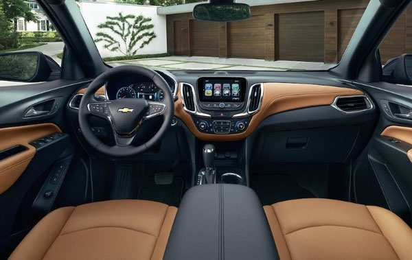 18 A 2020 All Chevy Equinox Spy Shoot