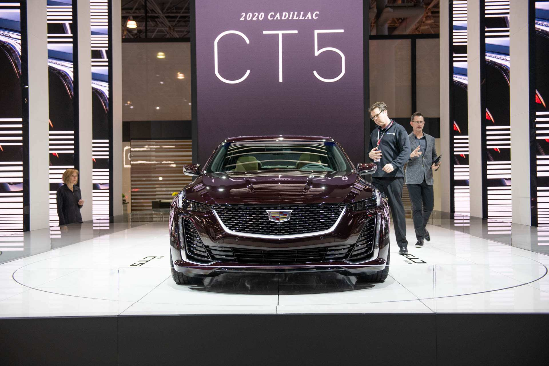 18 A 2020 Cadillac Ct5 Horsepower Engine
