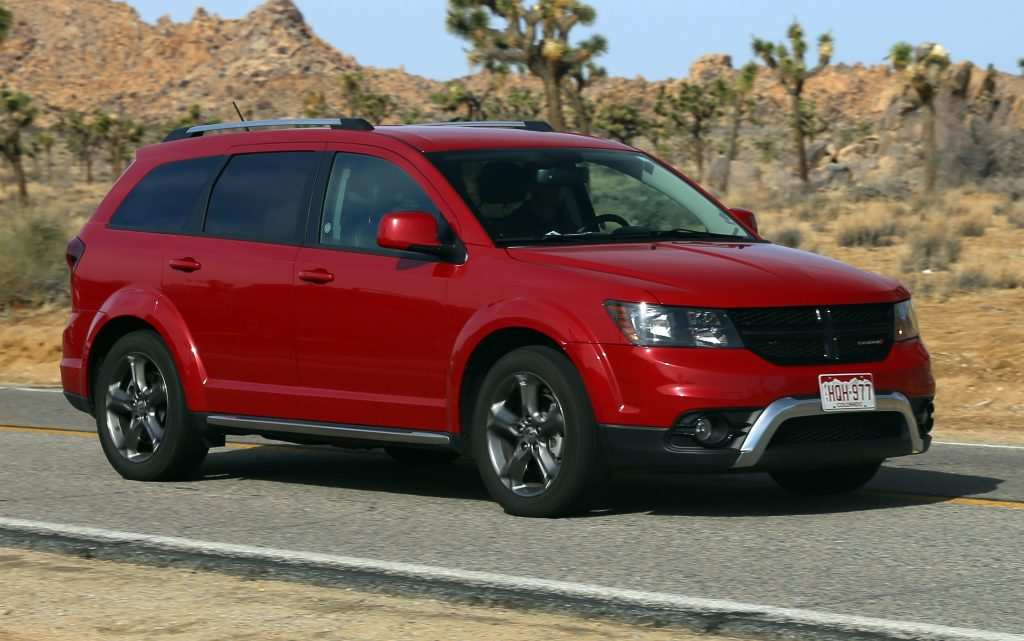18 A 2020 Dodge Journey Srt Specs And Review