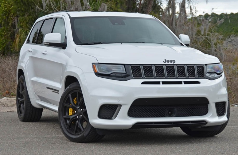 18 A 2020 Grand Cherokee Srt Spesification