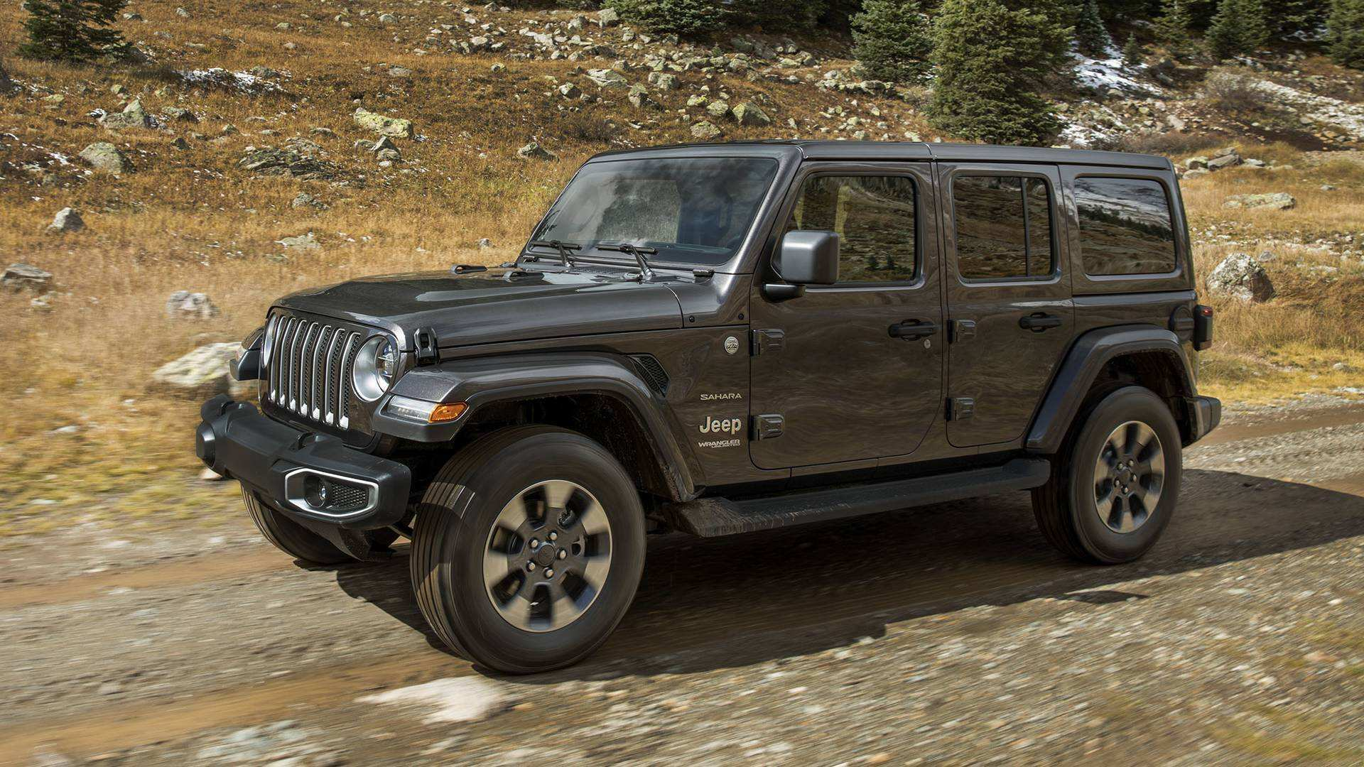 18 A 2020 Jeep Wrangler Ratings