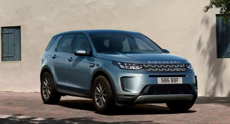 18 A 2020 Land Rover Discovery Sport Configurations