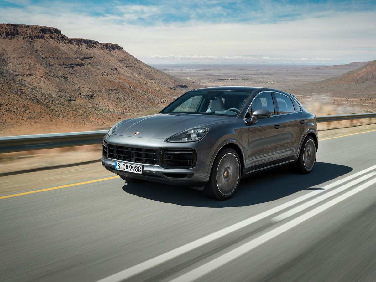 18 A 2020 Porsche Cayenne Turbo S Reviews