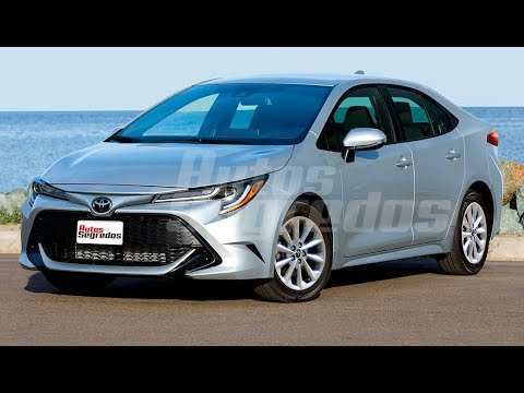 18 A 2020 Toyota Altis Price And Review