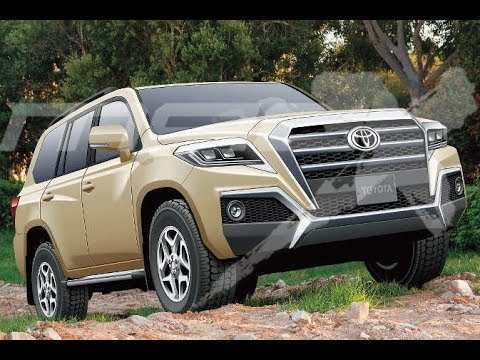 18 A 2020 Toyota Land Cruiser Price And Review