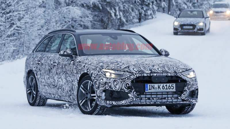 18 A Audi A4 Allroad 2020 Spesification