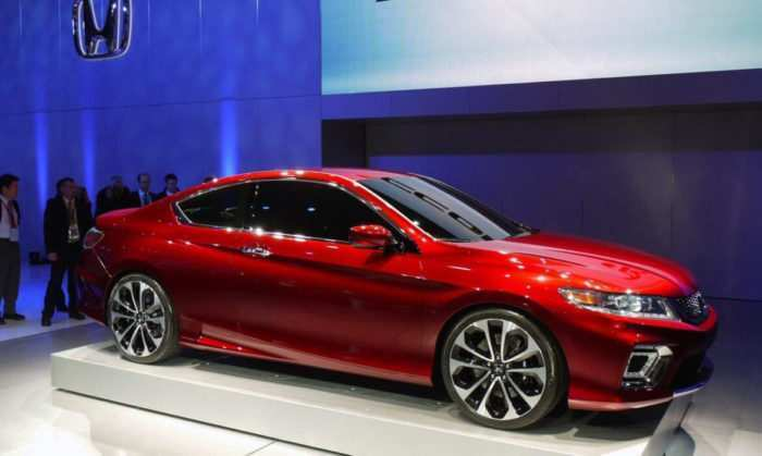 18 A Honda Accord Coupe 2020 Photos
