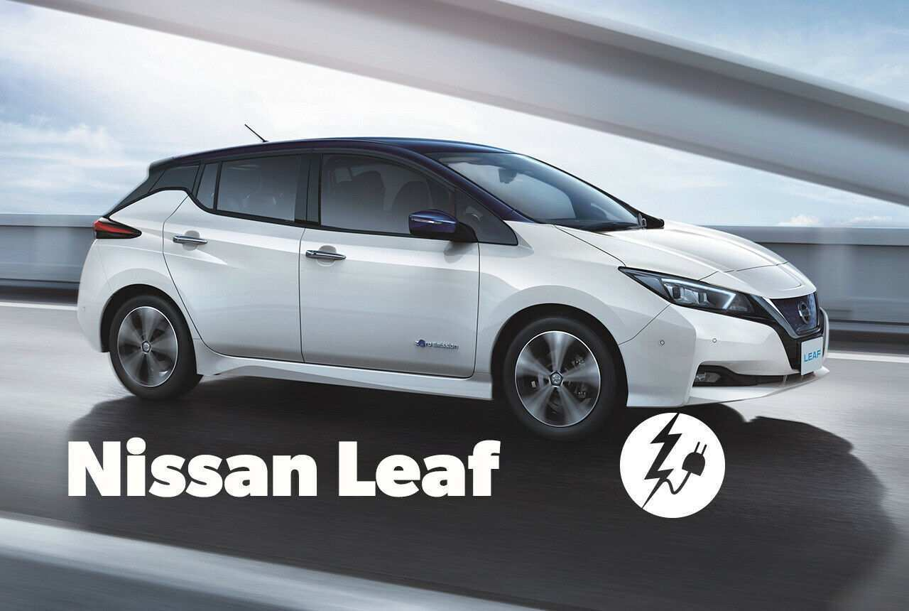 18 A Nissan Leaf 2019 60 Kwh Redesign