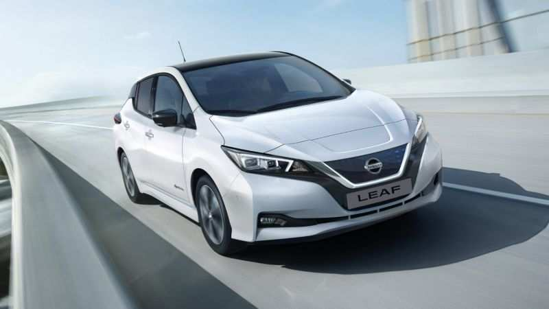 18 A Nissan Leaf 2020 Release Exterior And Interior