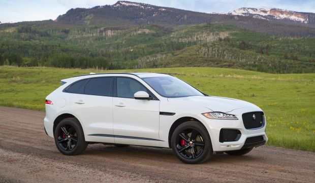18 A Suv Jaguar 2019 Spy Shoot