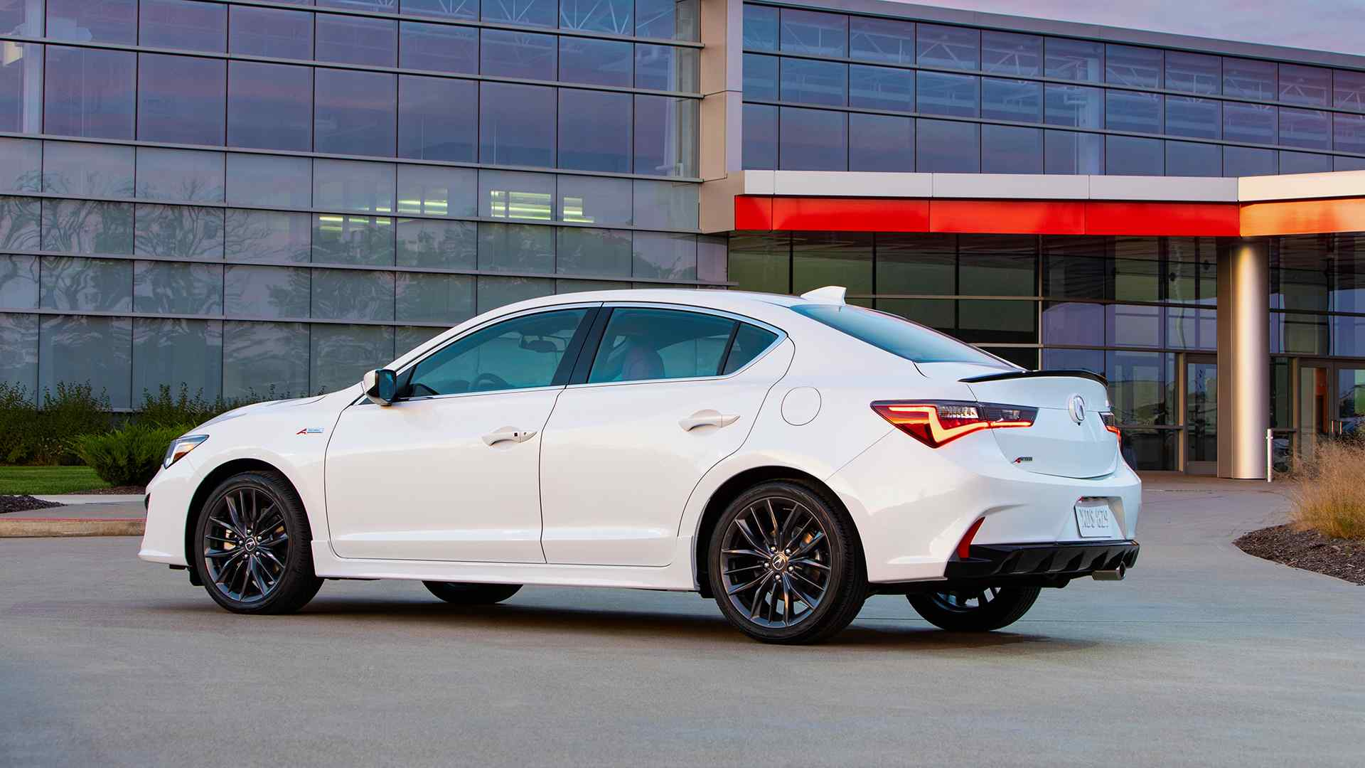 18 All New 2019 Acura ILX Performance