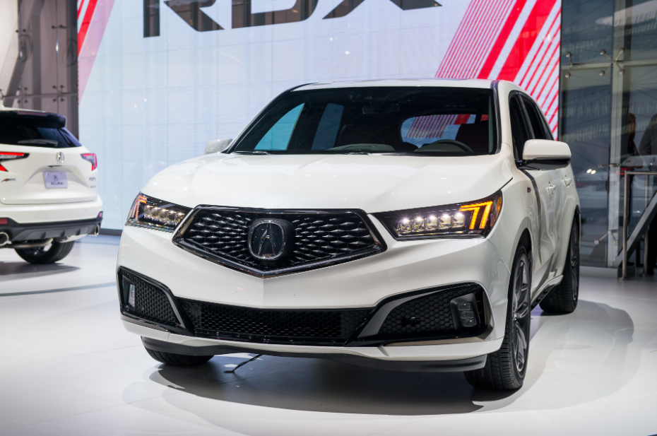 18 All New 2019 Acura Mdx Rumors New Review