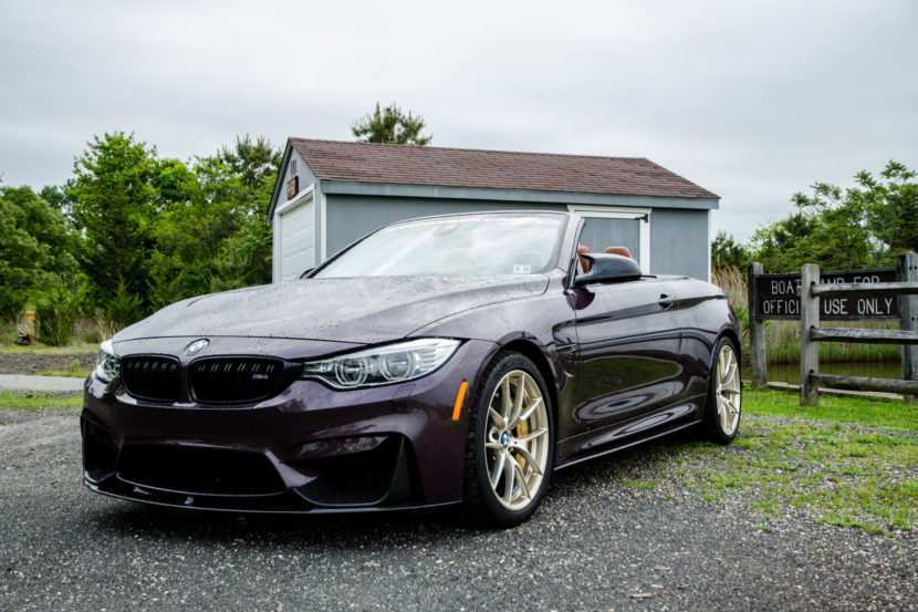18 All New 2019 BMW M4 New Concept