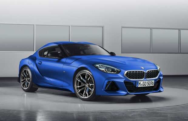 18 All New 2019 BMW Z4 M Roadster Photos