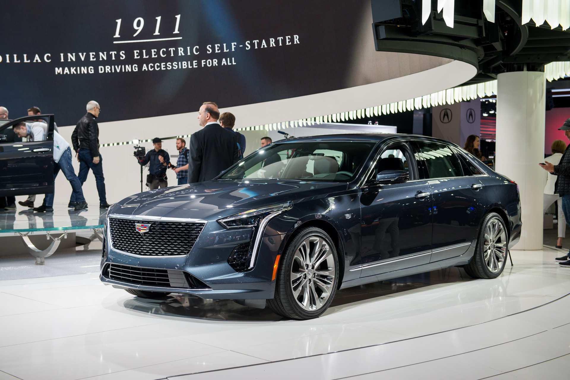 18 All New 2019 Cadillac CT6 Price And Release Date