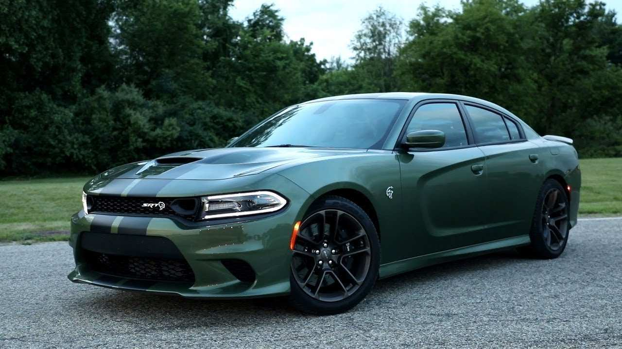 18 All New 2019 Dodge Charger Srt8 Hellcat Redesign And Concept