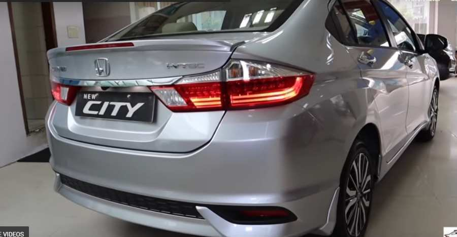 18 All New 2019 Honda City Performance