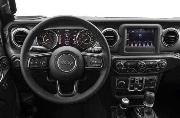 18 All New 2019 Jeep Wrangler Images